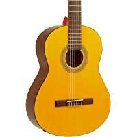 Deals on Lucero LC100 Classical Guitar Natural
