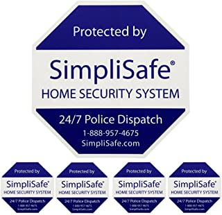 security systems yard signs