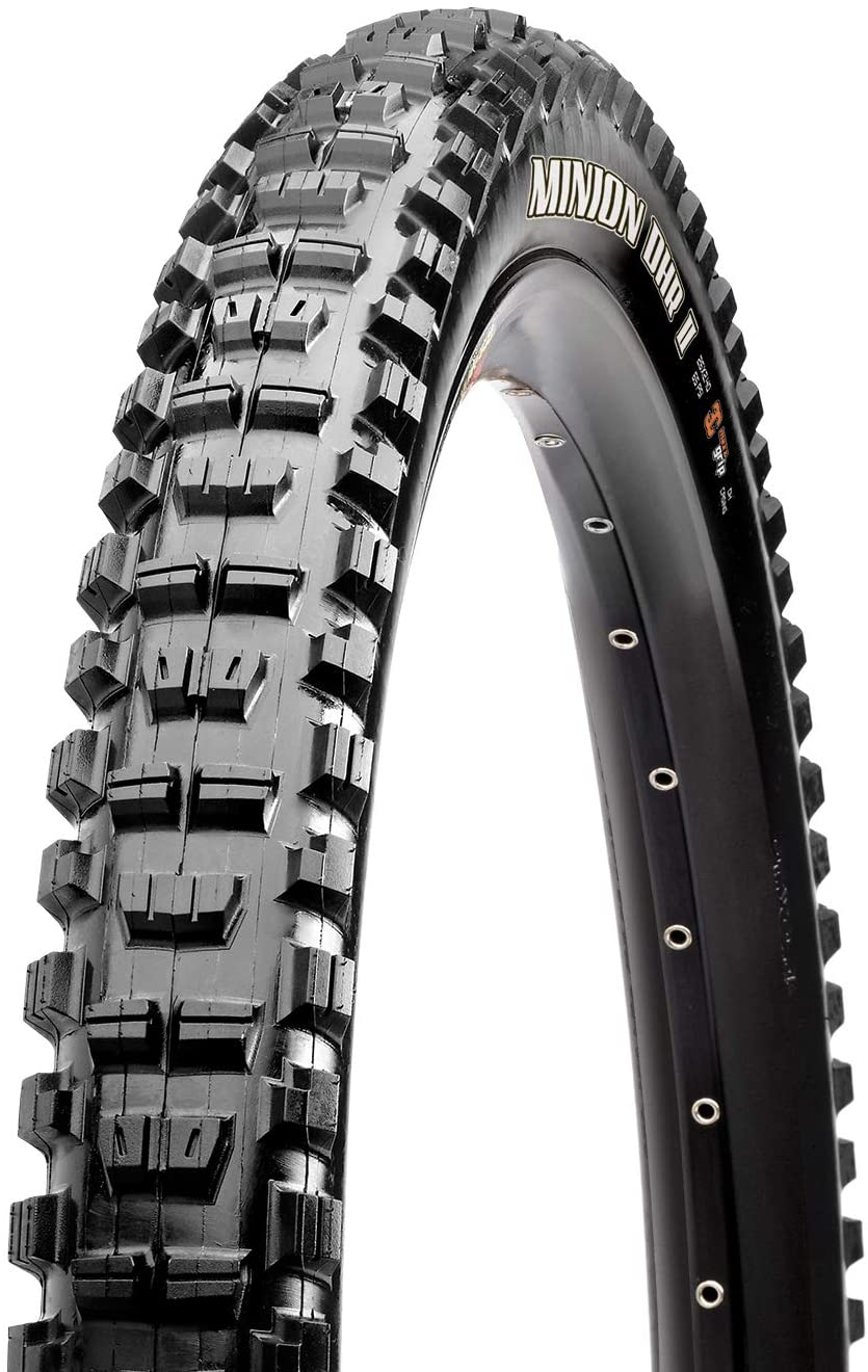 Manufacturer regenerated product Maxxis Minion Rear Credence II KV Exo Tyre 26x2.30 Tubeless Black Ready