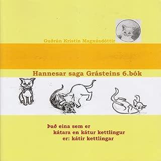 Hannesar saga Grásteins - 6. bók - Það eina, sem er kátara en kátur kettlingur, er: kátir kettlingar (Icelandic Edition)