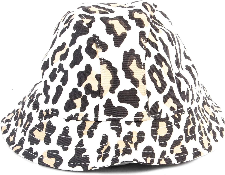 Max Mara Women's Vallet Hat Bucket Ranking TOP12 Print Leopard sale