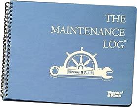 Best weems & plath the maintenance log Reviews