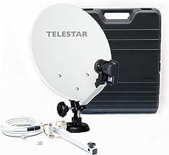 "Telestar Camping 35 - Parabólica (diámetro 13.7"", LNB"