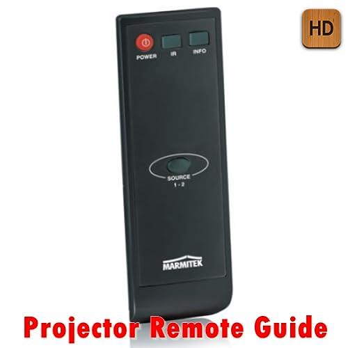 Projector Remote Guide
