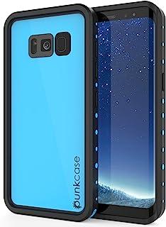 PunkCase Galaxy S8 Waterproof Case, [Studstar Series] [Slim Fit] [Ip68 Certified] [Shockproof] [Dirtproof] [Snowproof] Arm...