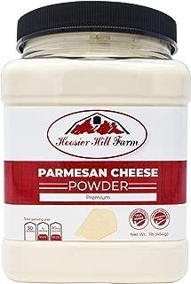 Hoosier Hill Farm Parmesan Cheese Powder 1 lb. rBGH and rBST.free.
