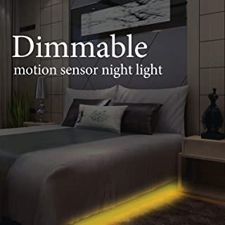 motion activated under bed lighting