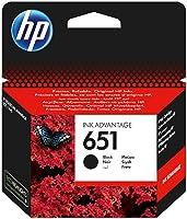 HP 651 Black Original Ink Cartridge C2P10AE