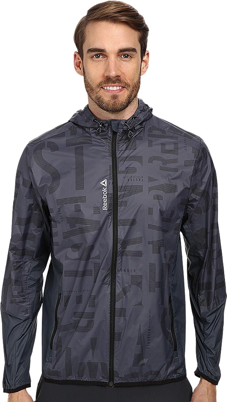 Reebok Men's Wind Jacket