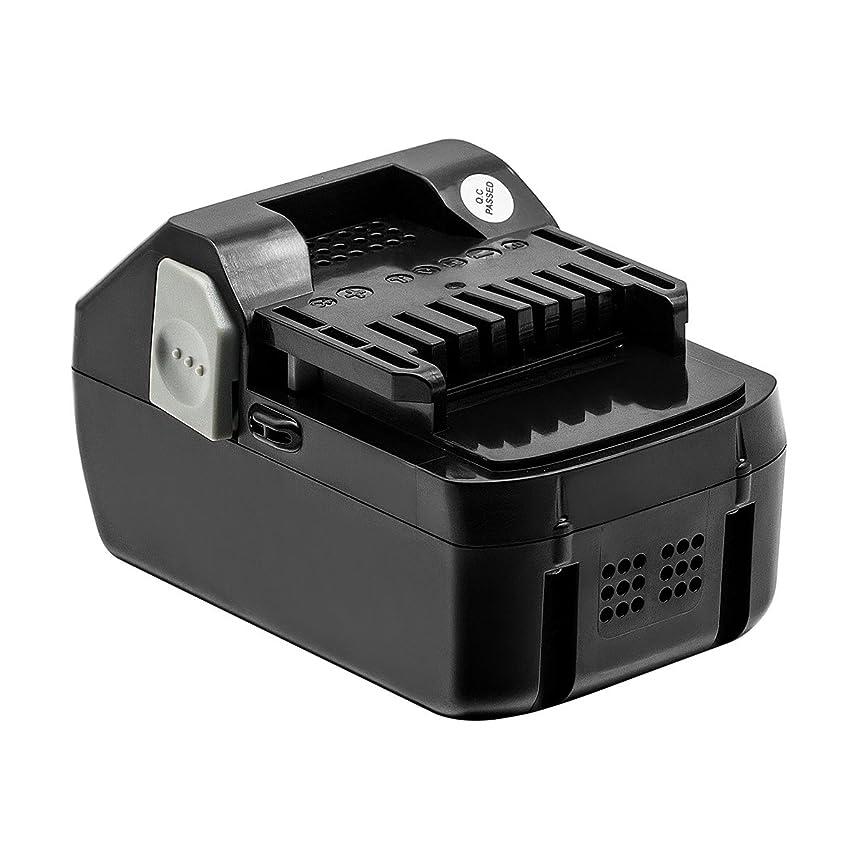 ライナー見捨てられた今日立 18v バッテリー BSL1860 互換バッテリー18v 6000mAh BSL1830 BSL1840 BSL1850 BSL1860 対応バッテリー 1年保証