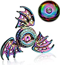 Phoenix Cool Fidget Hand Spinners Dragon Wing Finger Spinner Metal Focus Stainless Steel Fingertip Gyro Stress Relief Spir...