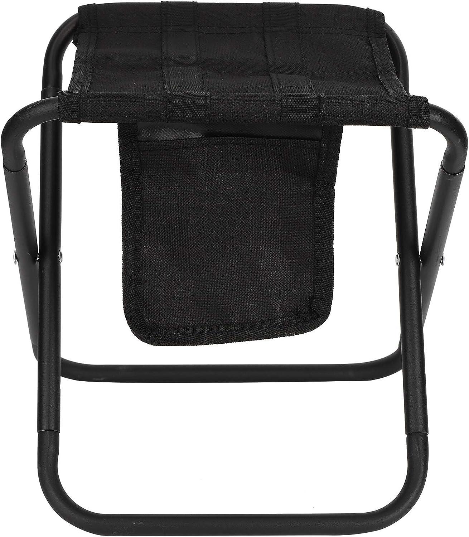 URRNDD Portable Folding Stool 5% OFF Foldi Convenient Recommendation Wear‑Resistant