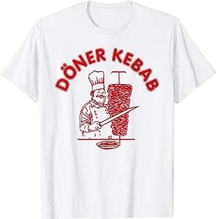 Doner Kebab Light T-Shirt for men, women and kids