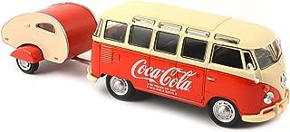 1/43 1962 VW Samba Bus with Trailer: Celebrating One Hundred Years of The Contour Bottle