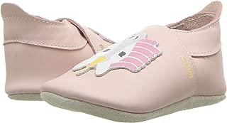 Bobux Kids Baby Girl's Soft Sole Unicorn (Infant) Blossom Medium M M