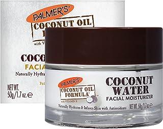 مرطوب کننده صورت صورت نارگیل Palmer's Coconut Oil Formula | به طور طبیعی هیدراته می شود