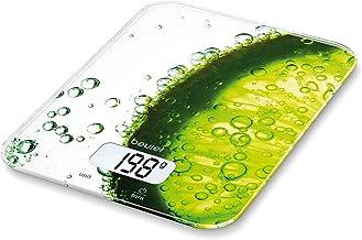 Beurer Digital Kitchen Scales, Fresh, 20 x 14.5 x 1.7 cm