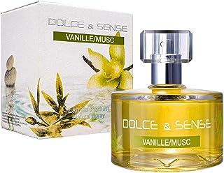 Eau de Parfum Dolce & Sense Vanille/Musc, Paris Elysees, 60 ml
