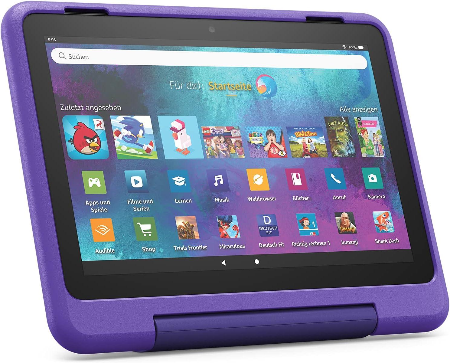 Amazon Fire HD 8 Kids Pro-Tablet