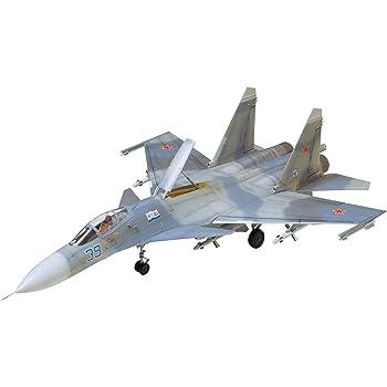タミヤ 1/72 ウォーバードコレクション No.57 ロシア 空軍 Su-27 B2 シーフランカー プラモデル 60757