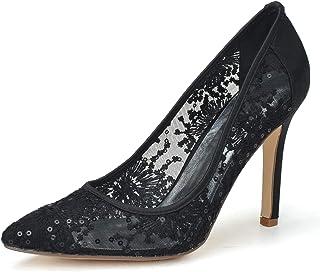 4890ae69a4f0 Zapatos De Boda Para Mujer Zapatos De Dama De Honor De Encaje De Verano  Vestido De