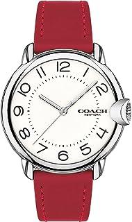 ساعة اردن بمينا لون ابيض للنساء من كوتش - 14503724