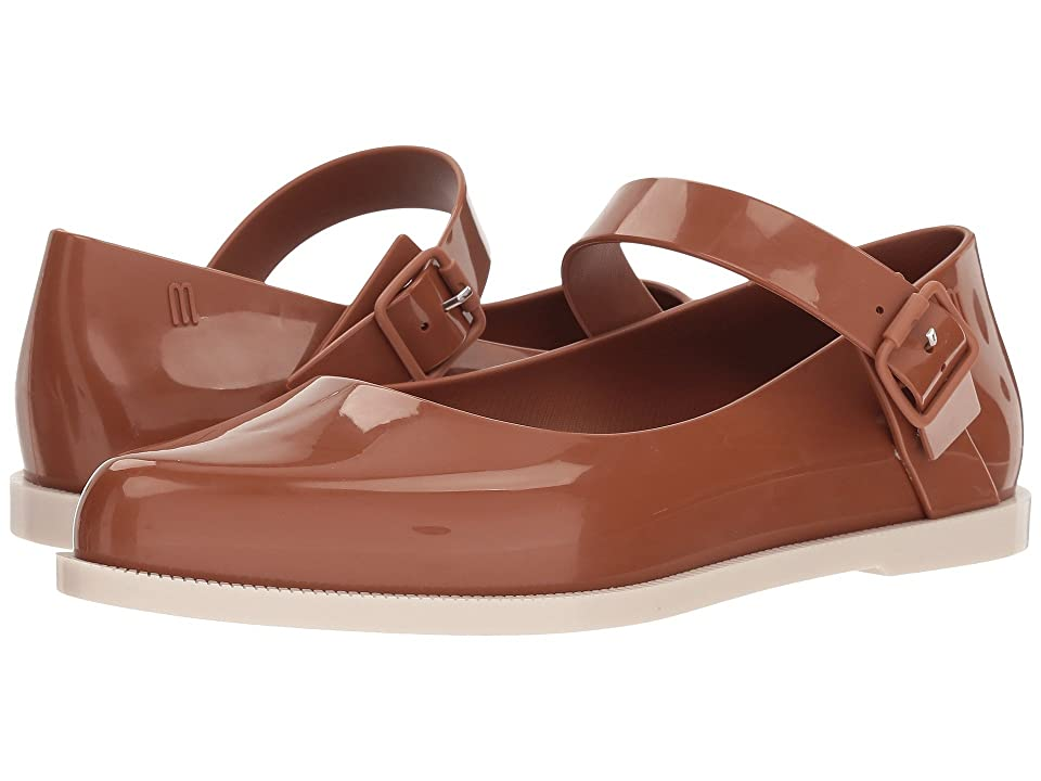 Melissa Shoes Mary Jane (Beige/Light Brown) Women