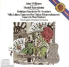 Rodrigo: Concierto de Aranjuez - Villa-Lobos: Concerto for Guitar, W501