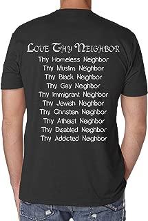 Love Thy Neighbor Free Thinker Equality T-Shirt