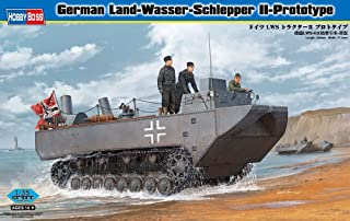 Hobby Boss Land-Wasser-Schlepper II Prototype Vehicle Model Building Kit