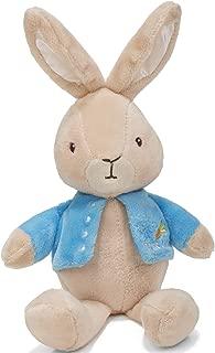 KIDS PREFERRED Beatrix Potter Peter Rabbit Beanbag Stuffed Animal Plush Bunny, 10.5