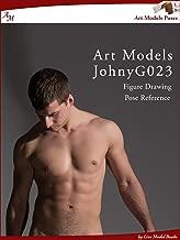 Art Models JohnyG023: Figure Drawing Pose Reference (Art Models Poses) (English Edition)