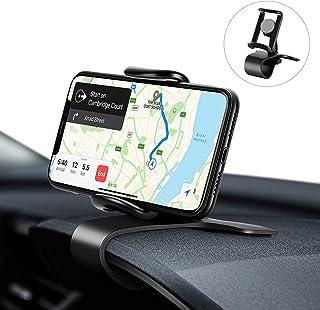 EONO by Amazon - Porta Cellulare da Auto, Supporto Telefono Girevole a 360°per Cruscotto, Accessori Auto per Cellulare, Au...