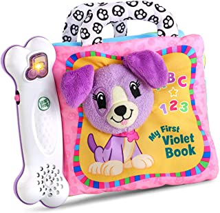 LeapFrog My First Violet Book, Purple