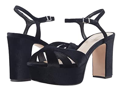 Schutz Keefa (Black) High Heels