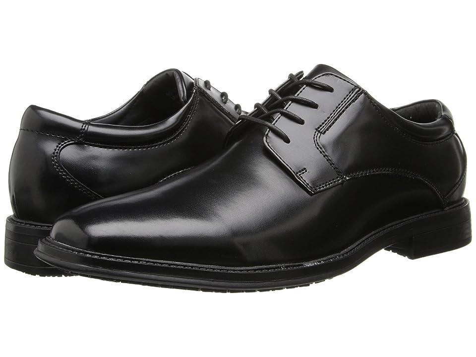 Dockers Sansome Plain Toe (Black) Men