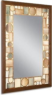 Head West 24.5 x 34.5 Oak Park Mirror, 24-1/2x34-1/2 inches