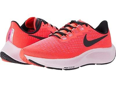 Nike Air Zoom Pegasus 37 (Flash Crimson/Black/Pink) Women