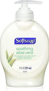 Softsoap Softsoap Moisturizing Liquid Hand Soap Soothing Aloe Vera 7.5 Oz (Pack of 6)