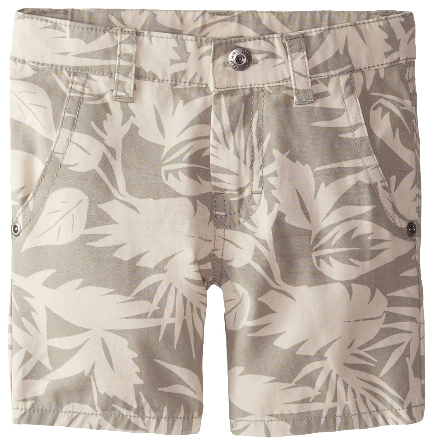 Petit Lem Little Boys ' MightyジャングルWoven Shorts