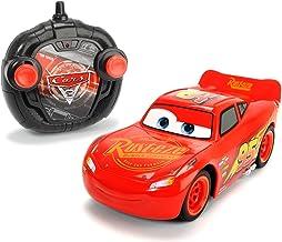 Cars 3 - Coche Radio Control Rayo Mcqueen (Simba 3084003)