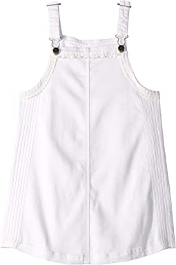 Penelope Pinafore Dress (Big Kids)