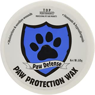 PetEdge Top Performance Paw Defense Paw Protection Wax in 60g Container – Protect Dog and Cat Paws from Tough Surfaces