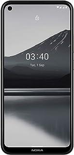 هاتف نوكيا 3.4 ثنائي شرائح الاتصال - 64 جيجا، رام 4 جيجا، الجيل الرابع ال تي اي لون رمادي