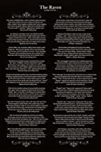 Best the raven poem poster Reviews