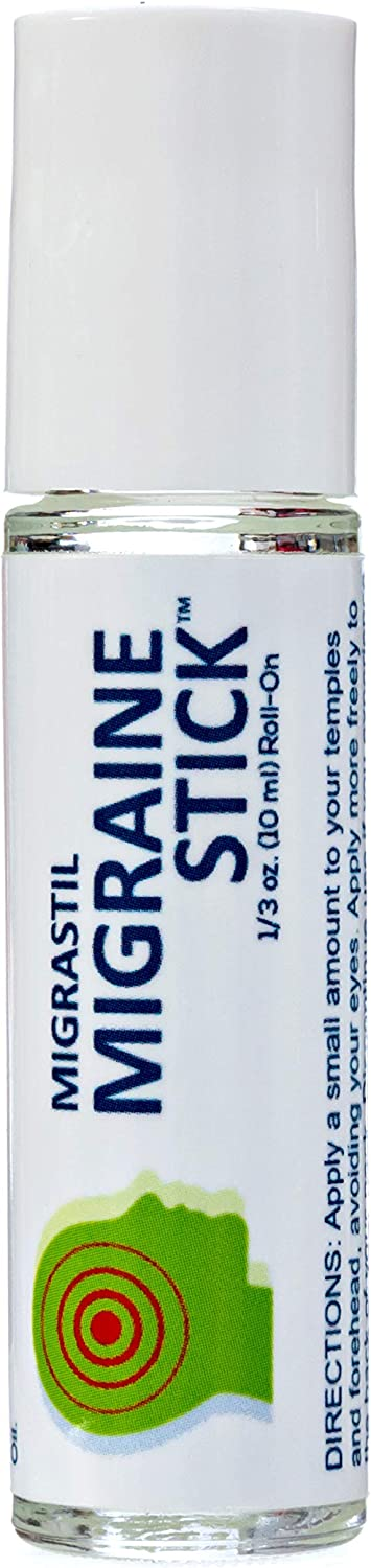 price Migrastil Migraine Stick ® Ranking TOP13 Roll-on 0.3-Ounce Oil Essential A