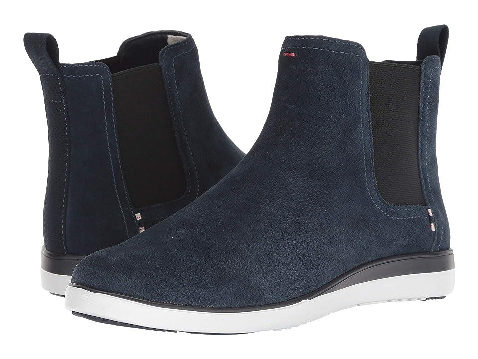 ED Ellen DeGeneres Alvarie Sneaker (Lagoon/Black) Women