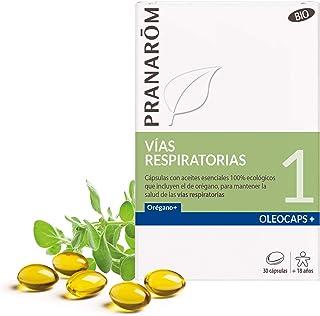Pranarôm - Oleocaps - 1 - Vías Respiratorias (Bio) - 30 cápsulas