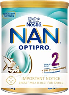 Nestlé NAN OPTIPRO Stage 2 Follow-up Formula, 6 months onwards, 800g