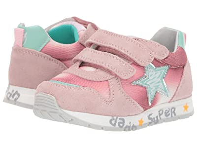 Naturino Pat VL SS19 (Toddler/Little Kid) (Pink Multi) Girl